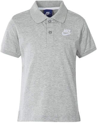 Nike Little Boys Futura Cotton Polo Shirt