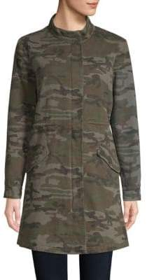 Camouflage Military Cotton Jacket