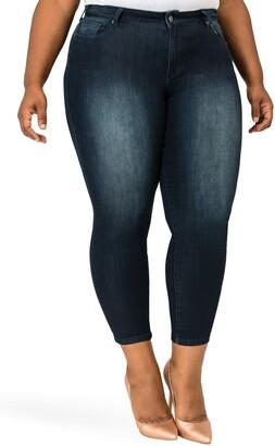 Justice Poetic Geneva Crop Skinny Jeans