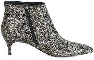 GUESS Dernya Glitter Point-Toe Booties