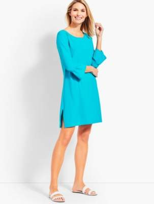 Talbots Bell-Sleeve Cover-Up