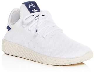 adidas Women's Pharrell Williams Hu Lace Up Sneakers