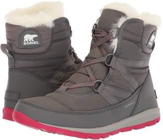 Sorel Whitney Short Lace Women's Waterproof Boots
