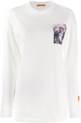 Heron Preston Heron printed T-shirt