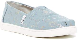 Toms Alpargata Frost Dreamcatcher Slip-On Sneaker (Little Girls & Big Girls)