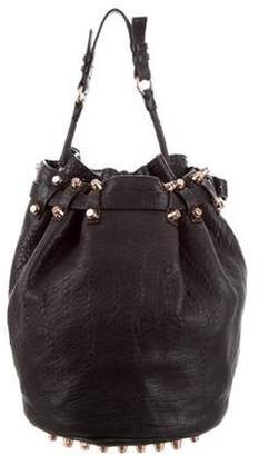 Alexander Wang Diego Bucket Bag Black Diego Bucket Bag
