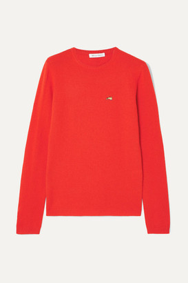 Bella Freud Cashmere Sweater - Red