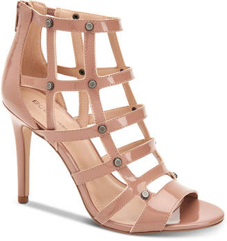 BCBGeneration Jenna Caged Dress Sandals Women's Shoes
