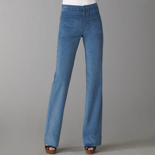 Grey ant high waisted jeans