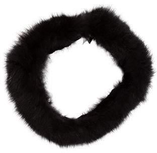 Saks Fifth Avenue Fox Fur Scarf w/ Tags
