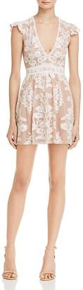 For Love & Lemons Temecula Lace Dress $216 thestylecure.com