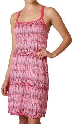 prAna Cora Tank Dress - Built-In Bra, Racerback (For Women) $39.99 thestylecure.com