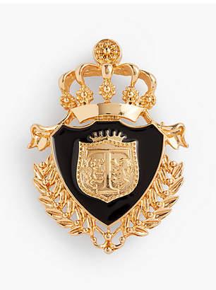 Talbots Regal Crest Brooch