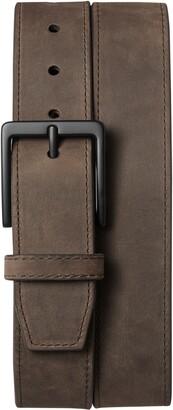 Shinola Utility Nubuck Leather Belt