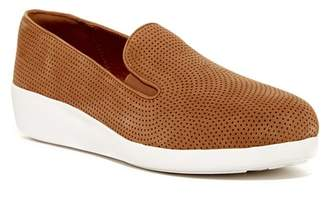 FitFlop F-Pop Skate Perforated Sneaker
