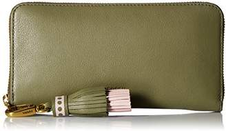 Fossil Emma RFID Large Zip Wallet