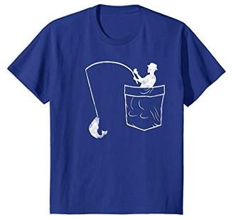 DAY Birger et Mikkelsen Cool Pocket Fishing Shirt Funny Fathers Gift Fisherman