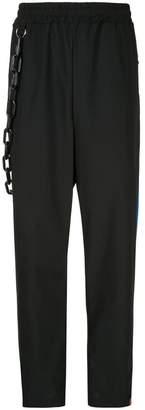 Puma Maison Yasuhiro wide track trousers