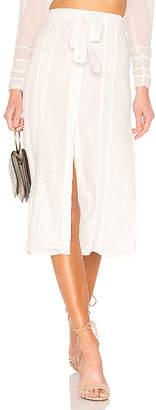 Tularosa Sangria Skirt