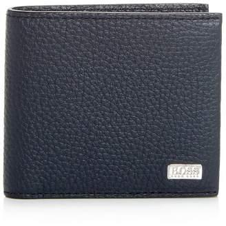 HUGO BOSS Crosstown Leather Bi-Fold Wallet