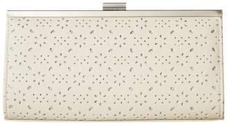 Jessica McClintock Laura Perf Clutch Clutch Handbags