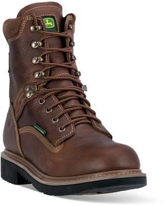 John Deere Men's Waterproof Work Boots