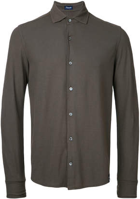 Drumohr plain shirt