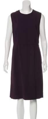 Rochas Midi Sheath Dress