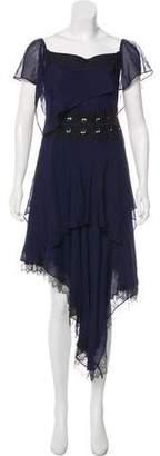 Jonathan Simkhai Silk Maxi Dress w/ Tags