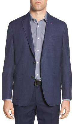 Ted Baker Kyle Trim Fit Solid Wool Sport Coat