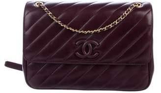 Chanel 2016 Cross The Line Flap Bag