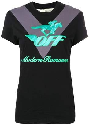Off-White Modern Romance T-shirt