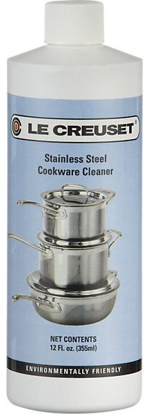 Le Creuset Stainless Steel Cookware Cleaner