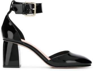 RED Valentino RED(V) ankle strap pumps