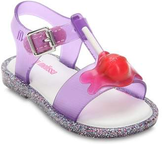 Mini Melissa Lollipop Rubber Sandals