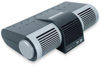 NaturoPureTM Ionizer Filterless Air Purifier