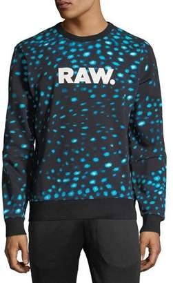 G Star G-Star Meil Stalt Graphic Sweater