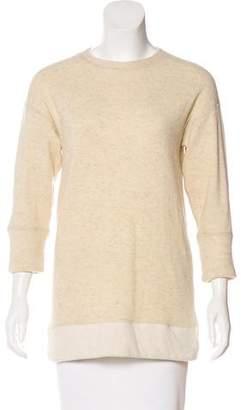 Nlst Short Sleeve Crew-Neck Sweater