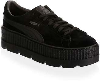 Puma Men's Men's Suede Cleated Creeper Sneakers