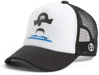 Grom Squad Pirate Trucker Hat