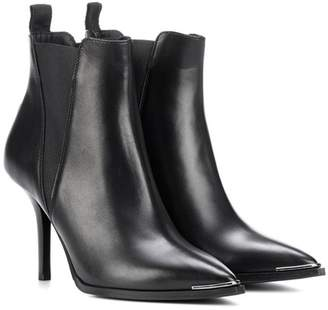 Acne Studios Jemma leather ankle boots