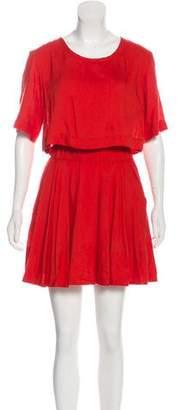 IRO 2016 Felly Layered Dress