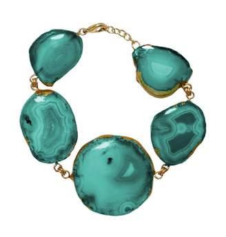 Mela Artisans Reef Runner Bracelet In Green