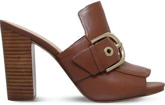 MICHAEL Michael Kors Cooper leather mules