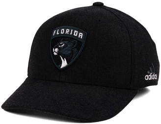 adidas Florida Panthers Black Tonal 873 Flex Cap