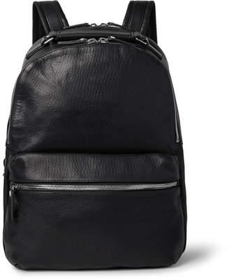 Shinola Runwell Full-Grain Leather Backpack