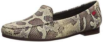 Marc Joseph New York Womens Genuine Leather Made in Brazil Warren Street Loafer