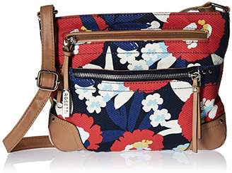 Rosetti Florence Crossbody with Adjustable Strap