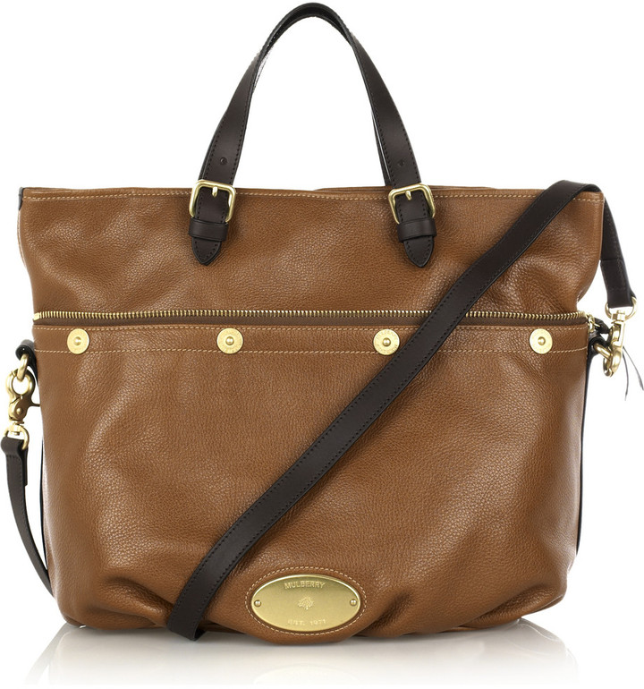 Mulberry Mitzy Tote leather bag