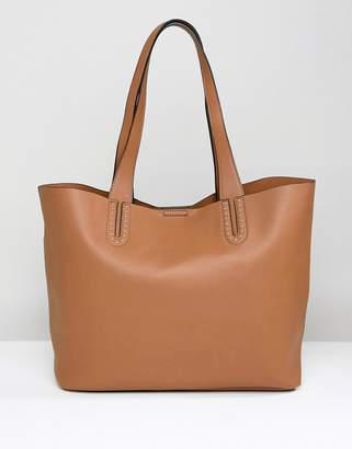 Pimkie Stud Detail Shopper Bag